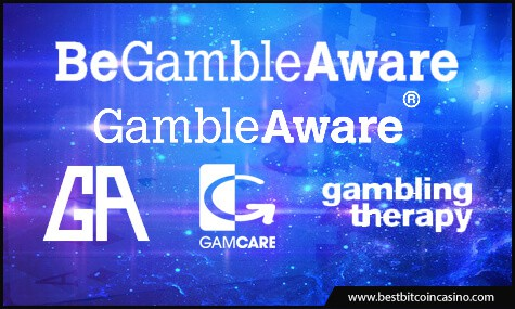 Organizations that offer help to players suffering from gambling addiction
