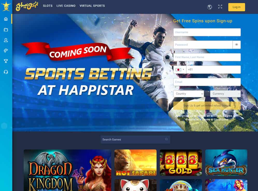 HappiStar Screenshot