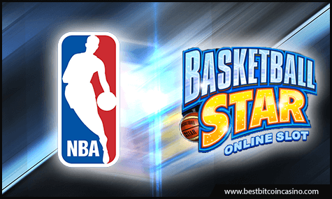 NBA and Microgaming's Basketball Stars Slot