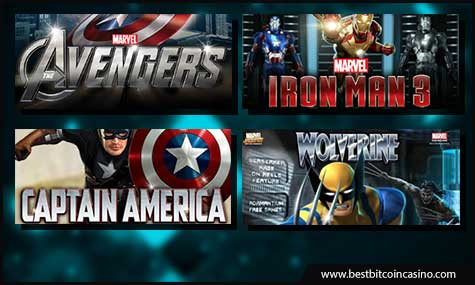 Playtech pulls out Marvel slots from portfolio