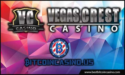 Vegas Crest Casino and BitcoinCasino.us accept US players