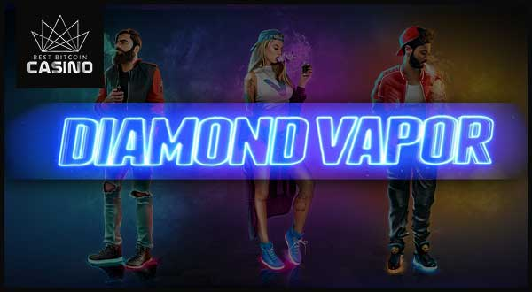 Endorphina's Diamond Vapor Now Live in Bitcoin Casinos