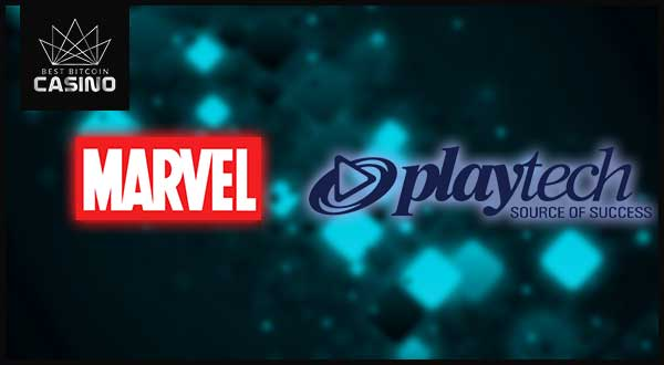 Playtech's Marvel-Themed Slots Get Pulled Out