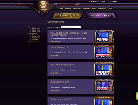club world casino comp points