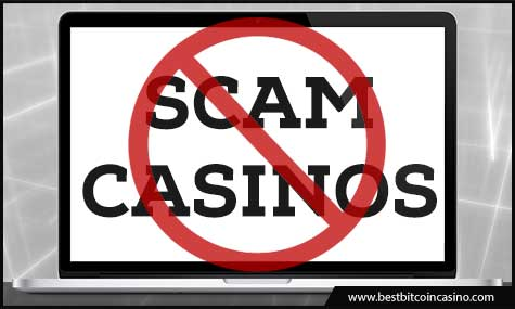 Learn how to avoid scam online casinos