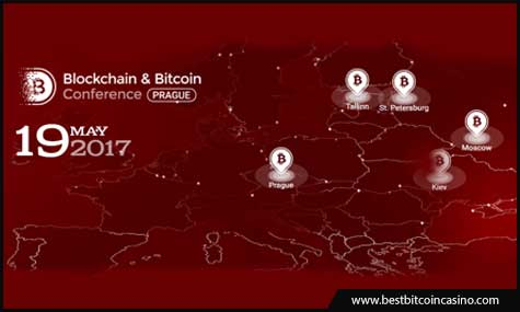 Blockchain & Bitcoin Conference 2017 in Prague