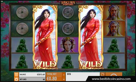 Quickspin launches Sakura Fortune slot with Achievements Engine