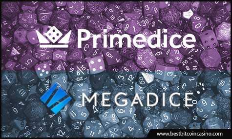 Play Bitcoin dice at Primedice and MegaDice