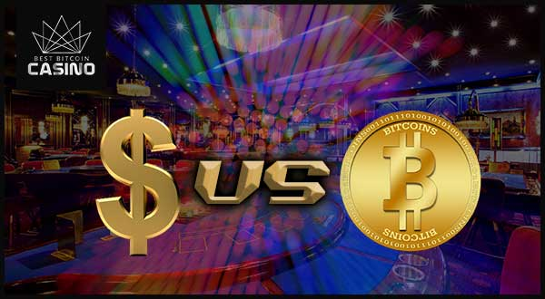 How Do Bitcoin Casinos & Fiat Online Casinos Compare?