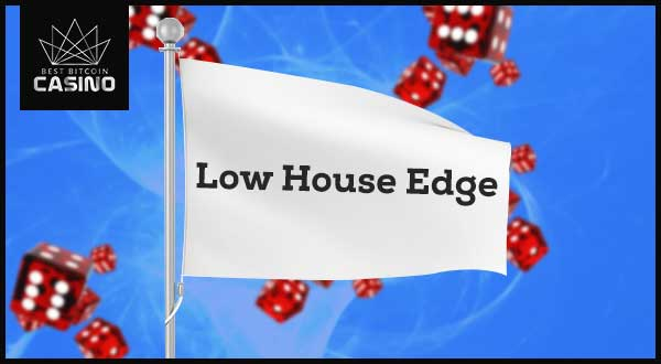 Which Leading Bitcoin Dice Sites Have Low House Edge?
