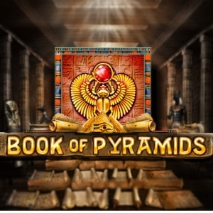 Book of Pyramids Slot Logo