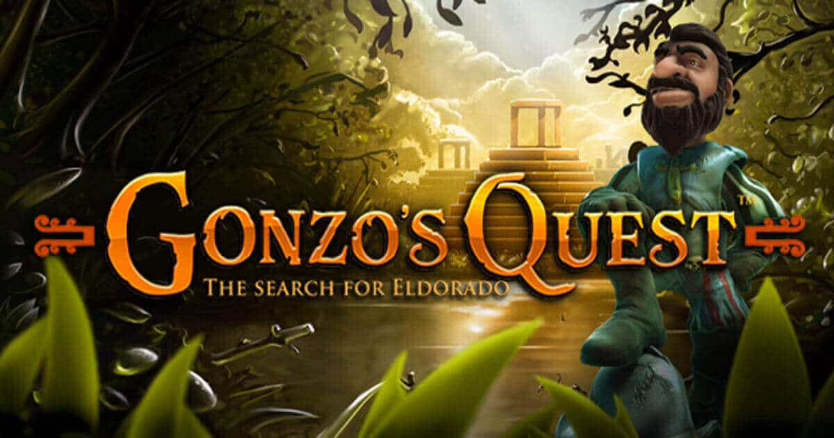 Gonzo's Quest Slot Featured Image