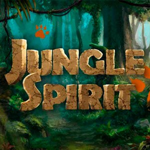 Jungle Spirit Slot Logo