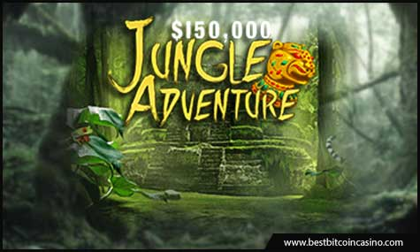 Jungle Adventure tournament pays $30,000 every week
