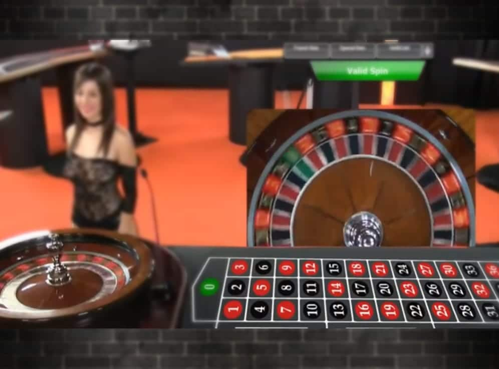 Usoftgaming Live Roulette #1