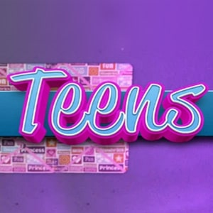 Teens Slot Logo