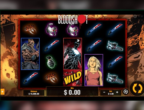 Bloodshot Slots Review & Free Instant Play Casino Game