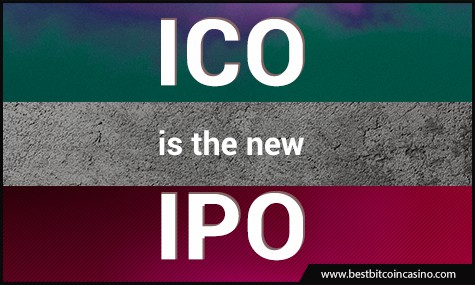 How is ICO different from IPO?