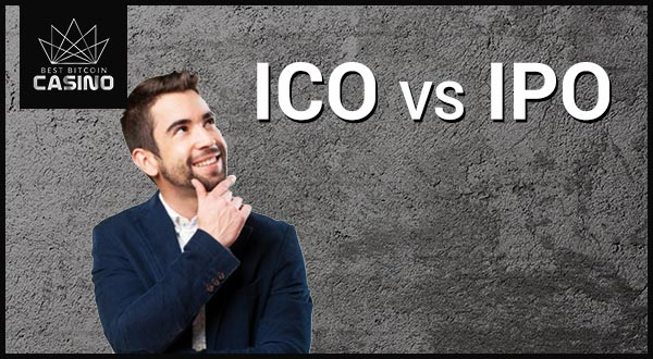 ICO vs IPO: How Do They Differ From One Another?