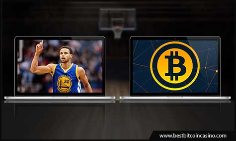 Bet on NBA finals and play casino games using Bitcoin