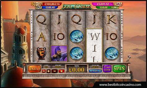 Playtech launches Age of Gods slot series