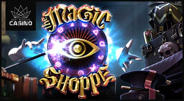 Betsoft Gaming Welcomes Players to The Magic Shoppe Slot