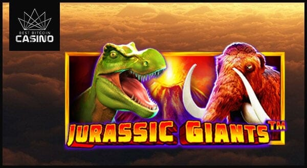 Pragmatic Play's Jurassic Giants Slots Debuts in Casinos