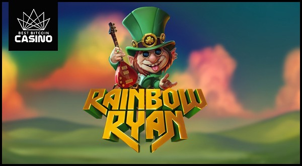 Yggdrasil's Rainbow Ryan Slots Shows Off 4,096 Pay Lines