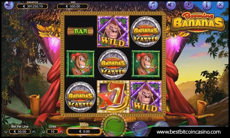 Booming Games unveils Booming Bananas slots