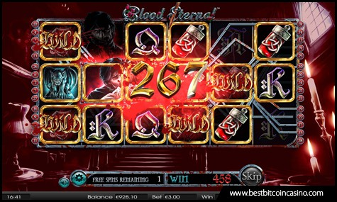 Betsoft Gaming launches Blood Eternal slots