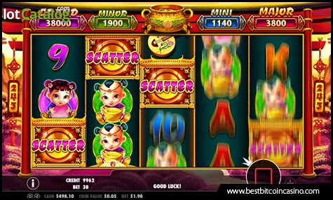 Pragmatic Play launches Caishen's Gold slots