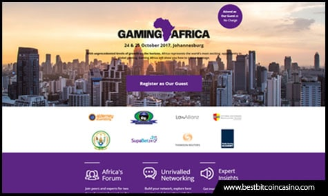 Gaming Africa Conference 2017 is all set on Oct. 24