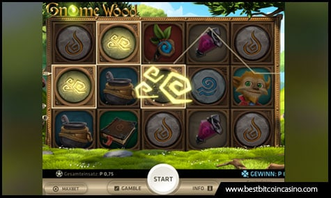 Gnome Wood slots now available in Bitcoin casinos