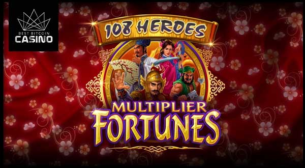 Microgaming Unveils 108 Heroes Multiplier Fortunes Slots