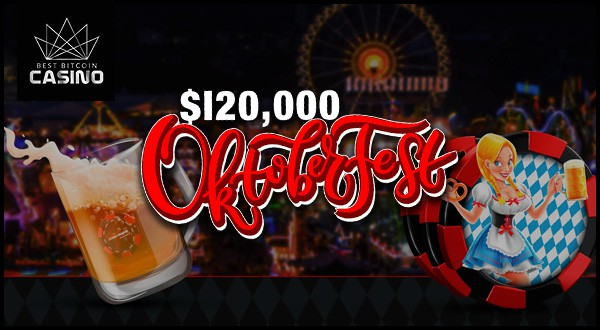 Intertops Casino Rewards $120,000 in Oktoberfest Promo