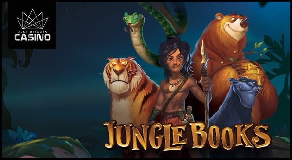 Yggdrasil Equips Jungle Books Slots with 5 Special Features