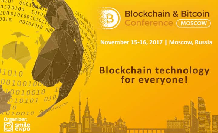 Blockchain & Bitcoin Conference Moscow 2017