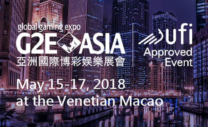 Global Gaming Expo Asia 2018