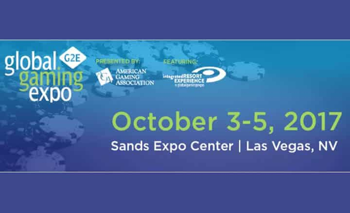Global Gaming Expo Las Vegas 2017