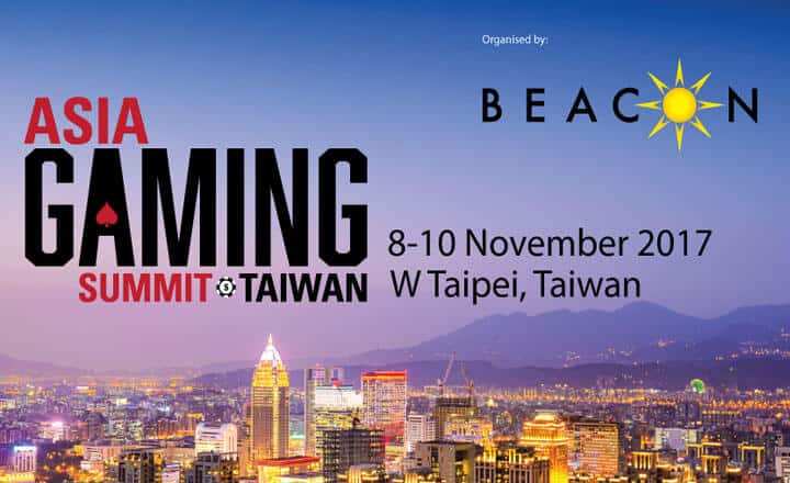Asia Gaming Summit Taiwan 2017