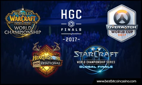 BlizzCon 2017 features 5 esports tournaments