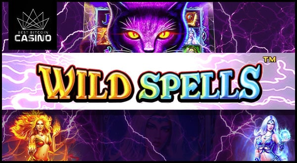 Pragmatic Play Brings Wild Spells Slots to Bitcoin Players