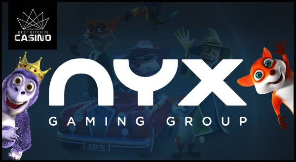 NYX Gaming Bags Top Title in Global Gaming Awards 2017