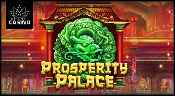 Play'n GO Goes Oriental with New Prosperity Palace Slots