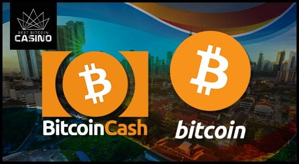 Bitcoin & Bitcoin Cash: Where Can Players Use BTC & BCH?