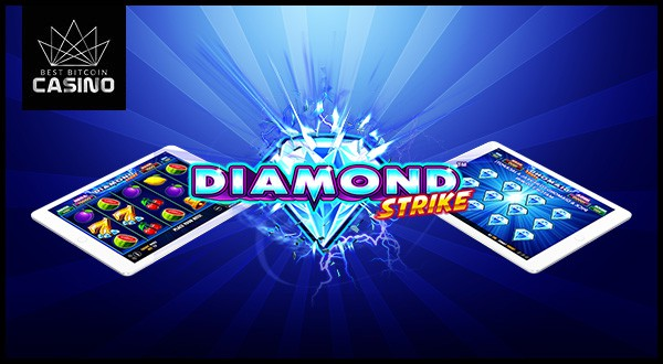 Diamond Strike Slot Mixes Bonus Features With Vintage Design