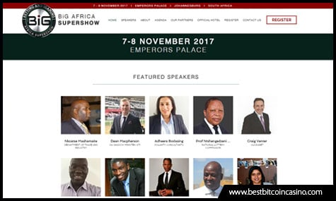 Speakers to expect from BiG Africa Supershow 2017