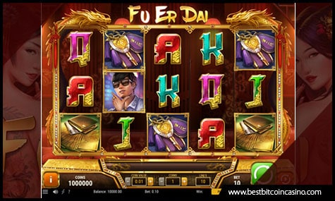 Play'n GO launches Fu Er Dai slots
