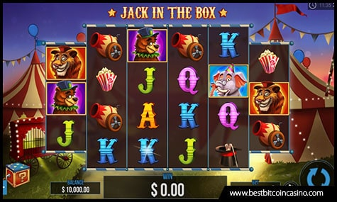 PariPlay launches Jack in the Box slot