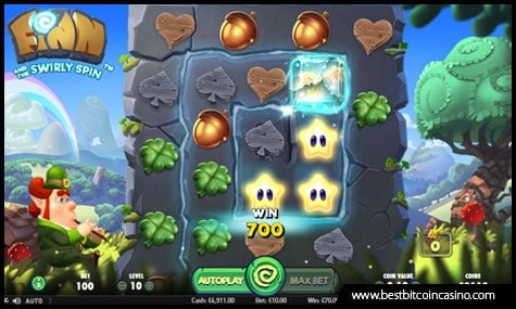 NetEnt launches Finn and the Swirly Spin slot
